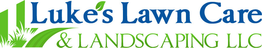 Luke's Lawn Care & Landscaping Logo
